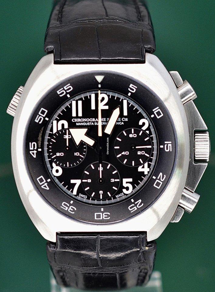 Chronographe Suisse Cie CS260 二手
