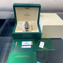 Rolex Oyster Perpetual 31 Steel 31mm Red