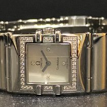 Omega Constellation Quartz Steel 24mm Mother of pearl No numerals Singapore