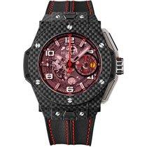 Hublot Big Bang Ferrari Carbon 45mm Arabic numerals United States of America, New York, New York