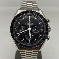 Omega Speedmaster Professional Moonwatch Staal 42mm Zwart Geen cijfers Nederland, Schiedam