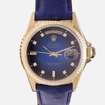 Rolex Day-Date 36 18078 Muy bueno Oro amarillo 36mm Automático