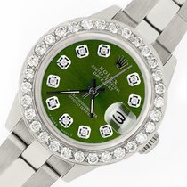 Rolex Oyster Perpetual Lady Date Steel United States of America, New York, New York