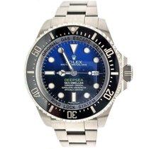 Rolex 116660 Steel Sea-Dweller Deepsea pre-owned United States of America, New York, New York