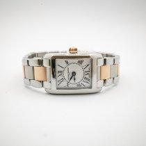 Frederique Constant Classics Carree Ladies Steel Silver
