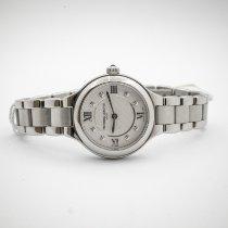 Frederique Constant Classics Delight Steel Silver Roman numerals