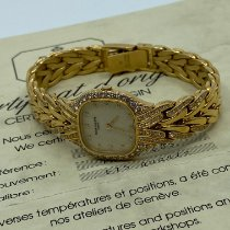 Patek Philippe 4815 Very good Yellow gold Quartz