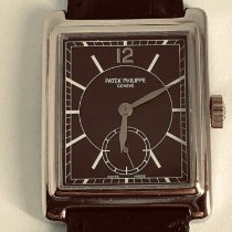 Patek Philippe Gondolo White gold 25mm Black No numerals United States of America, Connecticut, Washington