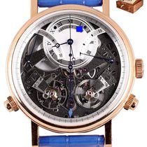 Breguet Tradition Rose gold 44mm Transparent Roman numerals United States of America, New York, Smithtown