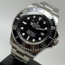 Rolex Sea-Dweller Deepsea Ατσάλι 44mm Μαύρο Xωρίς ψηφία Ελλάδα, Athens