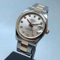 Rolex Lady-Datejust Χρυσός / Ατσάλι 31mm Ροζ Ελλάδα, Athens