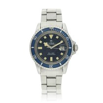Tudor Submariner Steel 40mm Blue United States of America, New York, New York