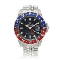 Rolex GMT-Master 1675 GMT Steel 40mm Automatic