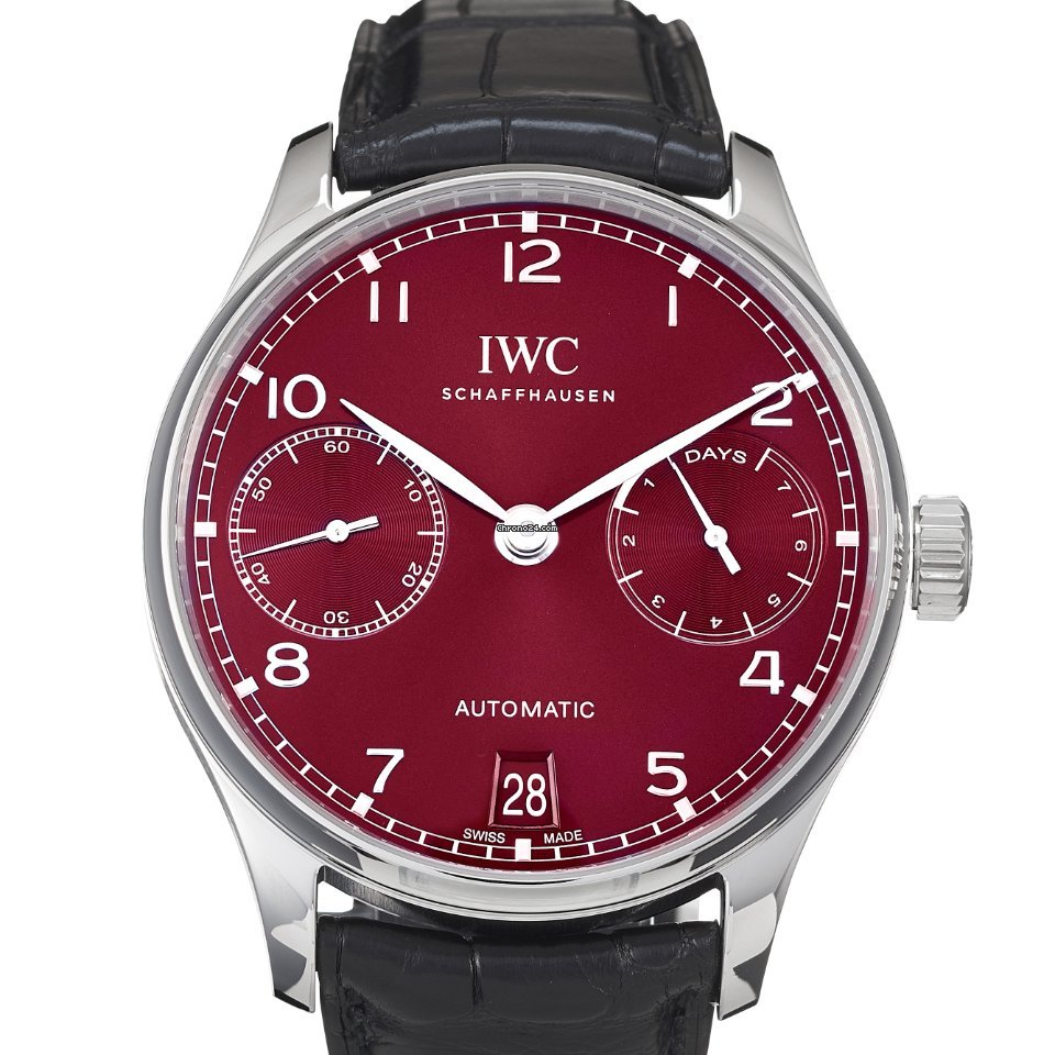 IWC Portuguese Automatic IW500714 2021 new