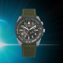 Citizen BJ7138-04E Steel Promaster Sky new