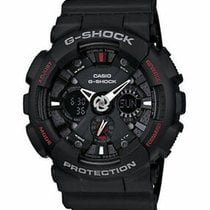 Casio G-Shock 55mm Black United States of America, New York, New York
