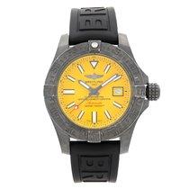 Breitling Avenger II Seawolf Steel 45mm Yellow United States of America, New York, NYC