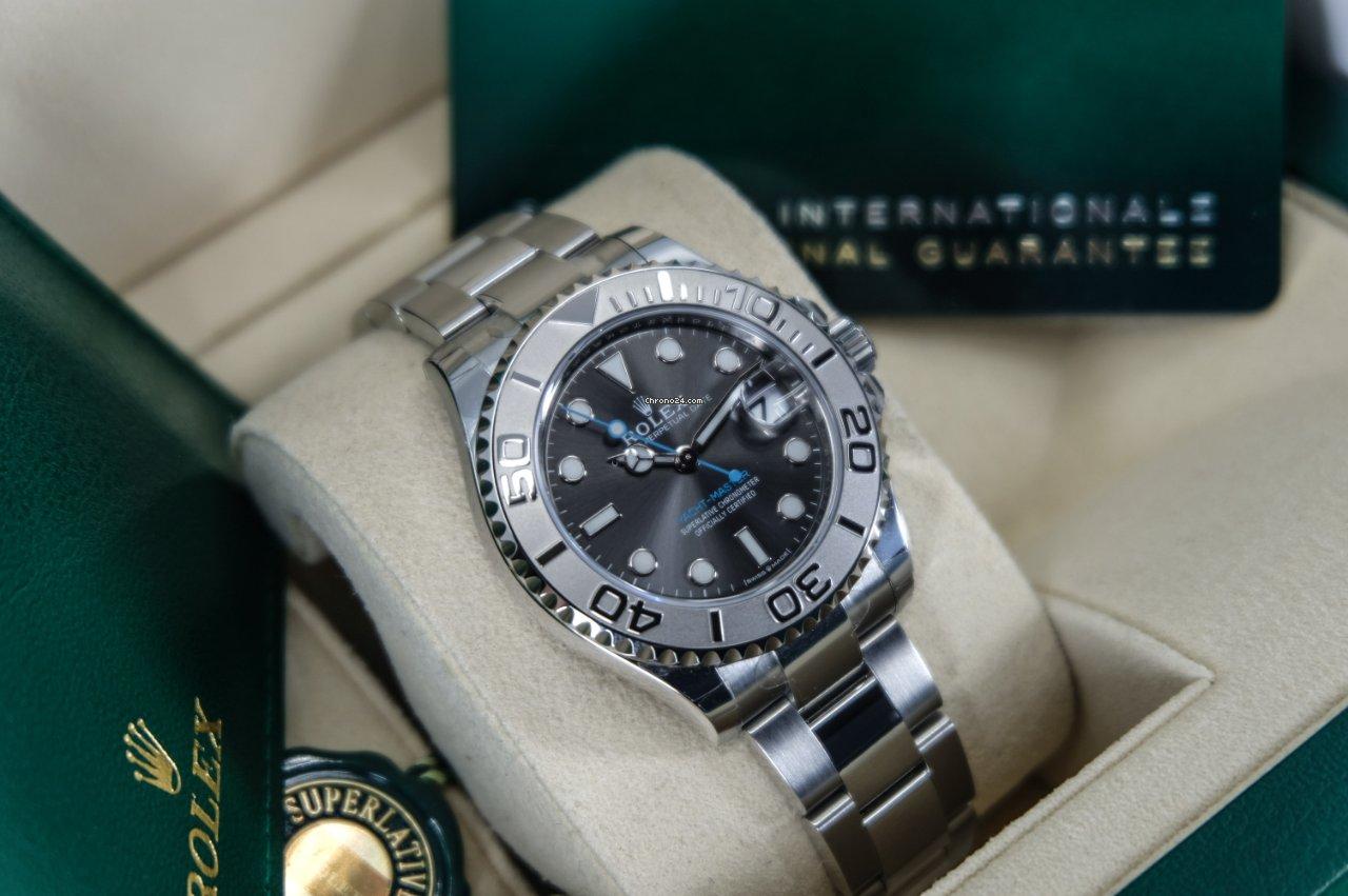 Rolex Yacht-Master 37 268622 2020 nieuw