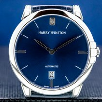 Harry Winston Midnight White gold 39mm United States of America, Massachusetts, Boston