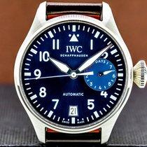 IWC Big Pilot Stål 46mm Arabertal