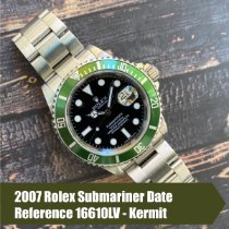 Rolex Submariner Date 16610LV Very good Steel 40mm Automatic United States of America, Florida, Coral Gables