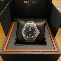 TAG Heuer Steel 41mm Automatic WAB2011 pre-owned United States of America, South Carolina, Greenville