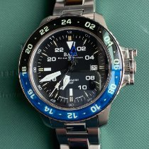 Ball Engineer Hydrocarbon Steel 45mm Black Arabic numerals United States of America, Connecticut, Madison