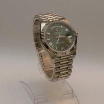 Rolex Day-Date 40 228239 Unworn White gold 40mm Automatic UAE, Dubai