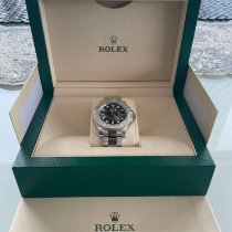 Rolex Yacht-Master 40 Platinum 40mm Blue No numerals United States of America, New York, White Plains