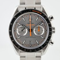 Omega Speedmaster Racing pre-owned 44.25mm Grey Chronograph Date Tachymeter Steel