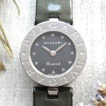 Bulgari B.Zero1 Сталь 22mm Черный Без цифр