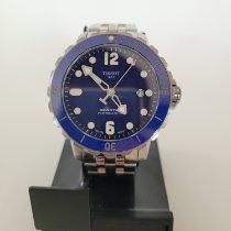 Tissot Seastar 1000 Steel 42mm Blue No numerals United States of America, Pennsylvania, Nazareth