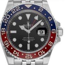 Rolex GMT-Master II 126710BLRO Steel 40mm Automatic