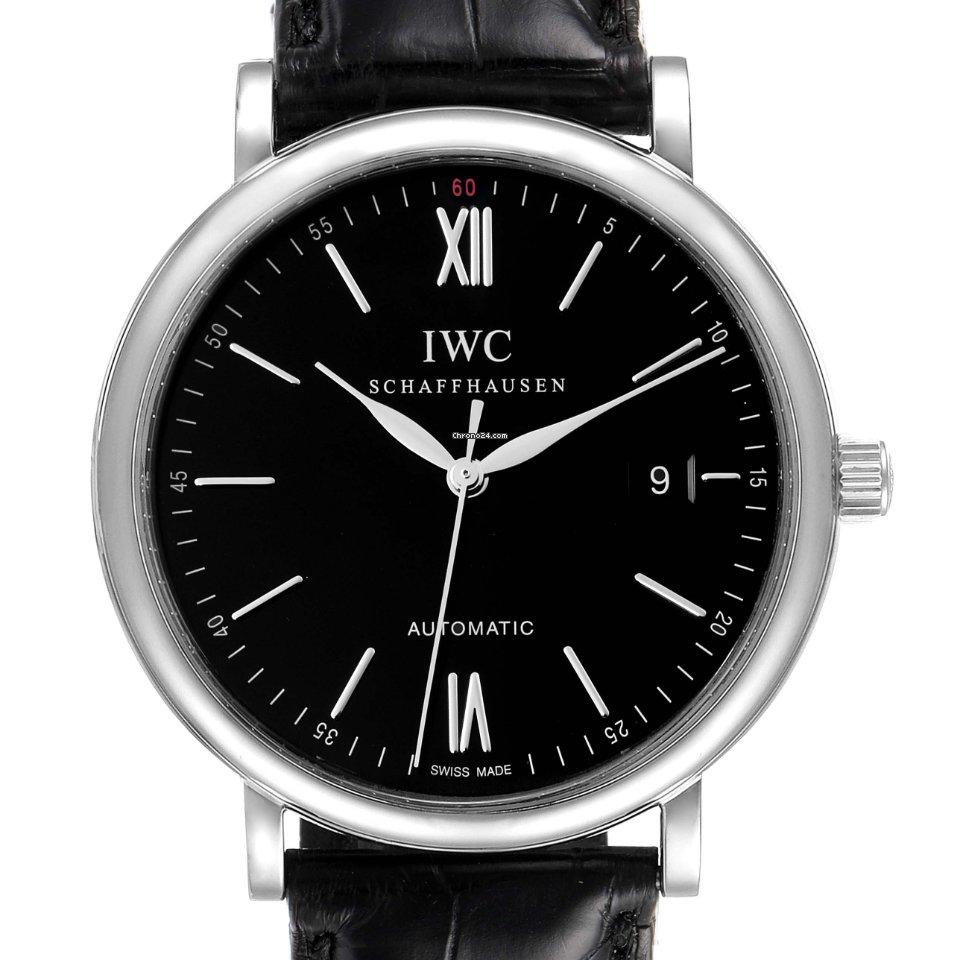 IWC Portofino Automatic IW356502 подержанные