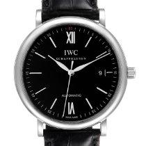 IWC IW356502 Сталь Portofino Automatic 40mm подержанные