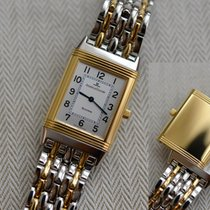 Jaeger-LeCoultre Reverso Classique pre-owned 23mm Silver Gold/Steel