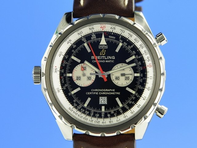 Breitling Chrono-Matic (submodel) A41360 2010 pre-owned