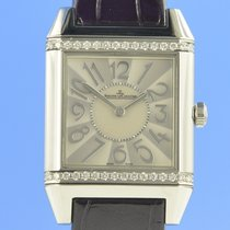 Jaeger-LeCoultre Reverso Squadra Lady Steel 29mm Mother of pearl
