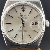 Rolex Datejust Oysterquartz Acciaio 36mm Argento Senza numeri Italia, Sanremo