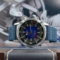 Longines Legend Diver Steel 42mm Blue Arabic numerals