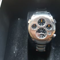Seiko Sportura new Automatic Chronograph Watch with original box and original papers 040333