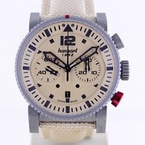 Hanhart Steel 44mm Automatic 740.250-3720 pre-owned