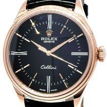 Rolex Cellini Time Roséguld 39mm Romerska