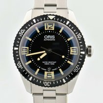 Oris Divers Sixty Five pre-owned 40mm Black Date