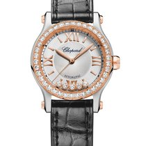 Chopard Happy Sport 278573-6015 New Gold/Steel 30mm Automatic United States of America, Florida, Sunny Isles Beach