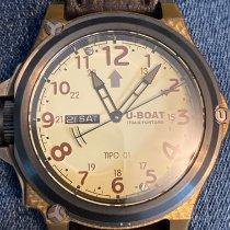 U-Boat Tipo 01 7900 Very good Bronze 50mm Automatic United States of America, Ohio, Franklin