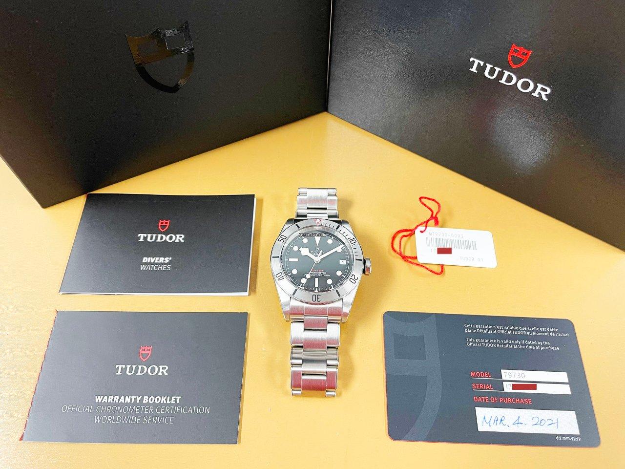 Tudor Black Bay Steel 79730 2021 new
