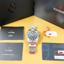 Tudor Black Bay Steel new 2021 Automatic Watch with original box and original papers 79730
