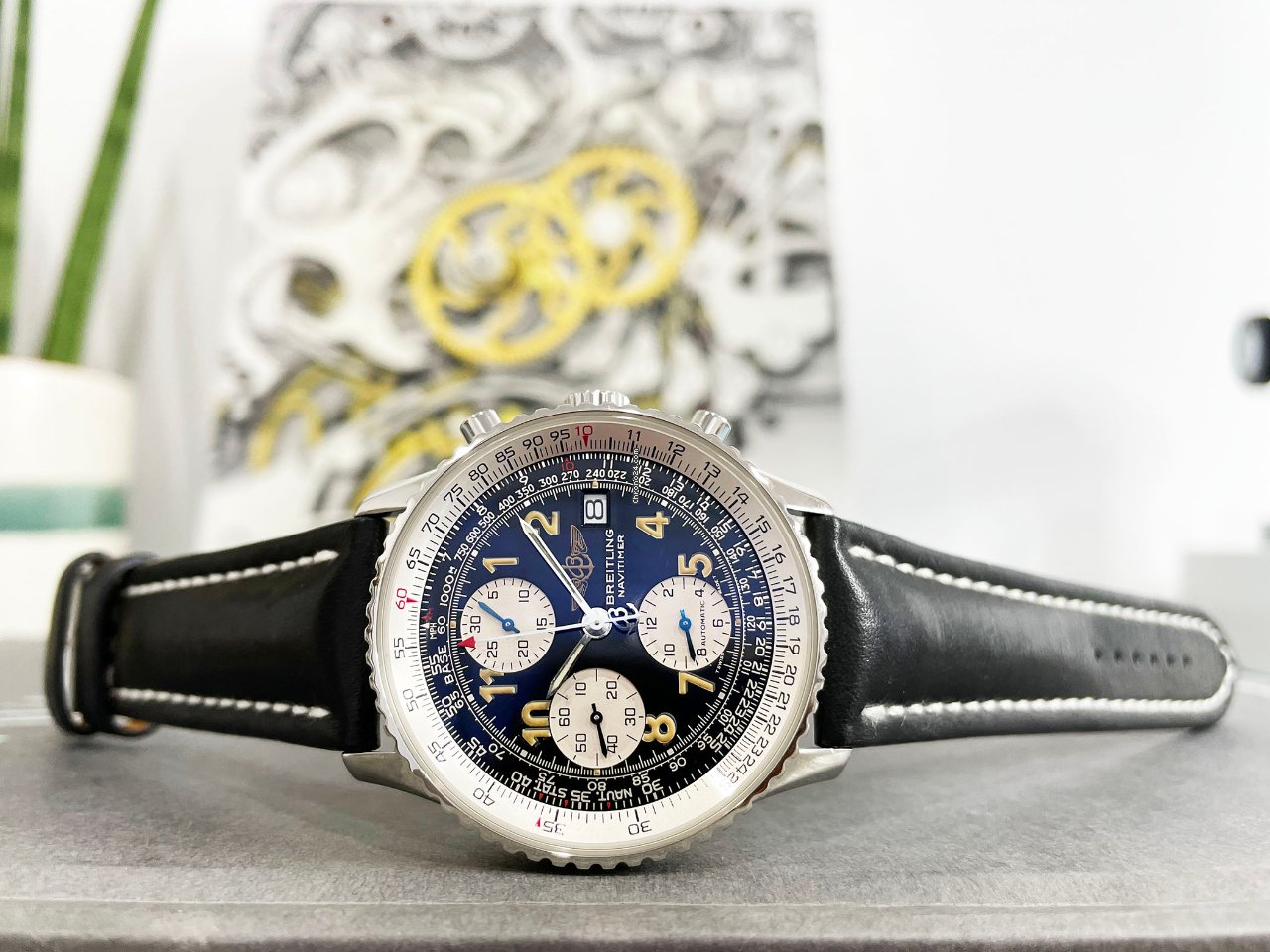 Breitling Old Navitimer A13022 pre-owned