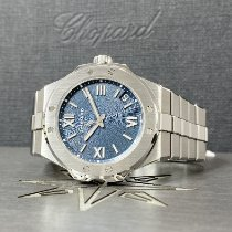 Chopard Steel Automatic Blue Roman numerals 41mm pre-owned